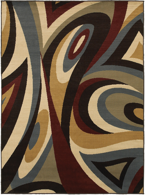 oriental weavers stratton 6016b brown