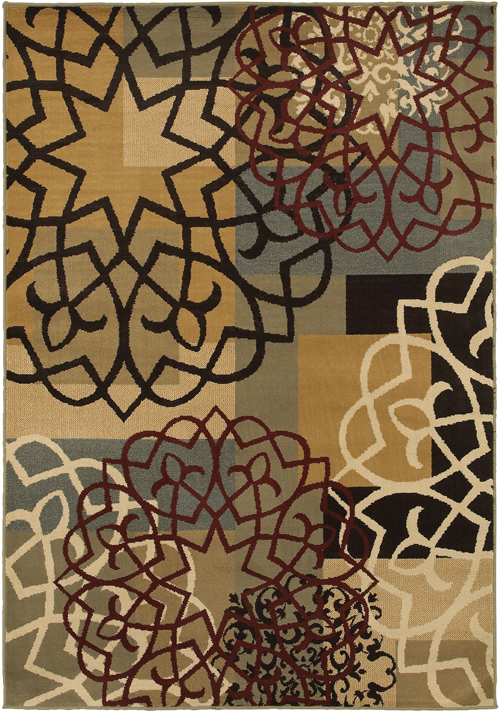 oriental weavers stratton 6021b multi