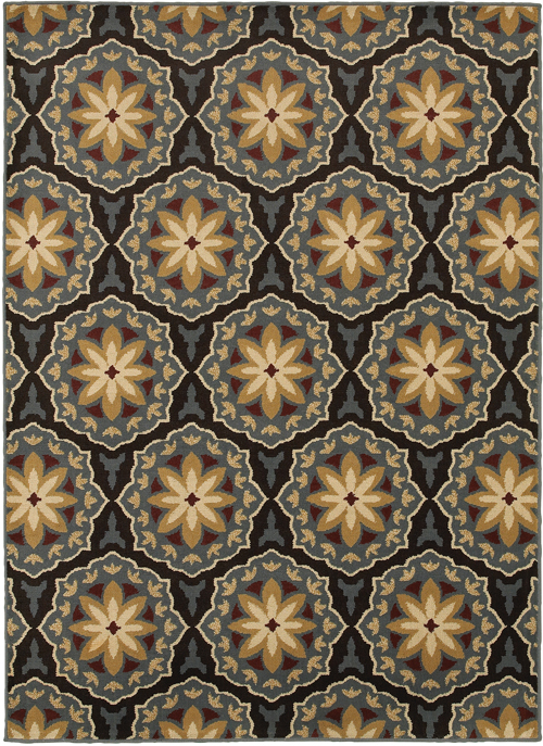 oriental weavers stratton 6023a blue