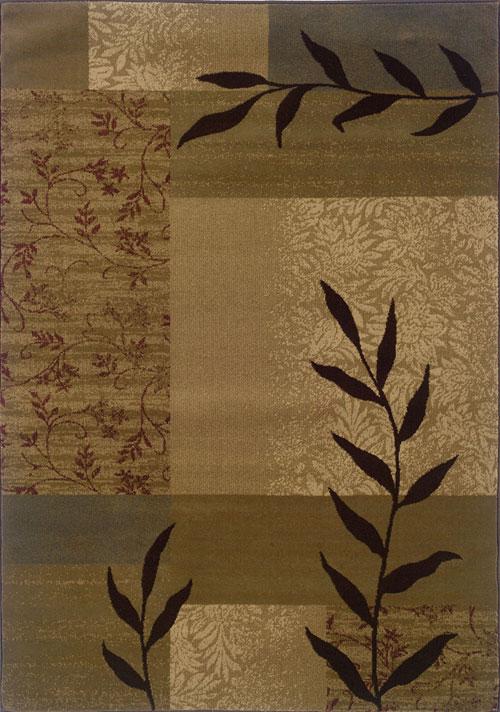 oriental weavers tybee 2362j gold