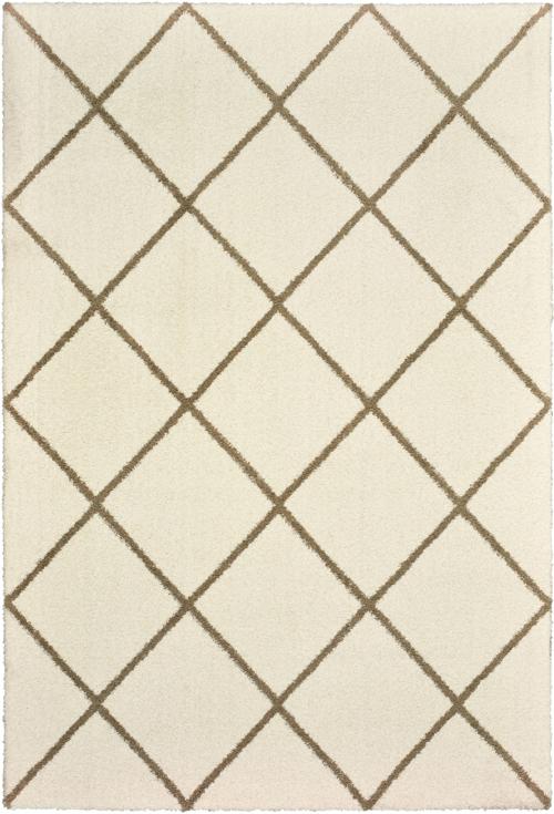 Oriental Weavers Beige Rug Verona 520j6 V520j6240330st
