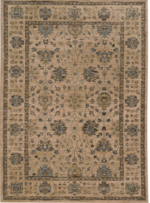Tommy Bahama Blue Rug Vintage 534e2 The Rug Corner
