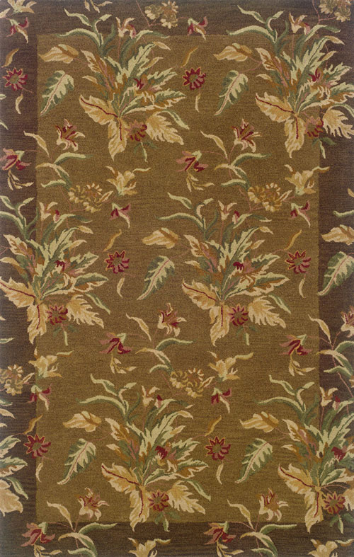 Oriental Weavers WINDSOR 23101 Tan Rug