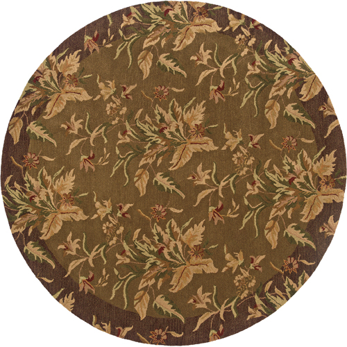 Oriental Weavers WINDSOR 23101 Tan Detail