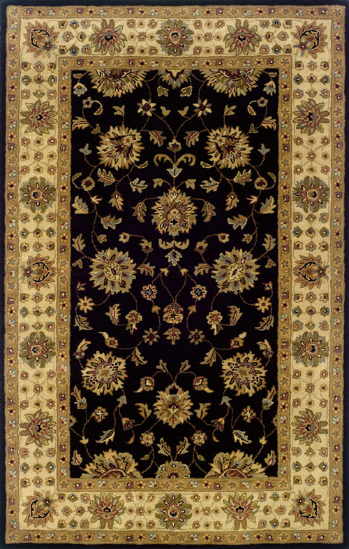 Oriental Weavers WINDSOR 23106 Black