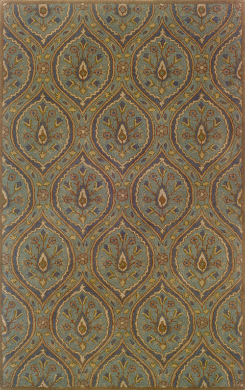 oriental weavers windsor 23108 blue