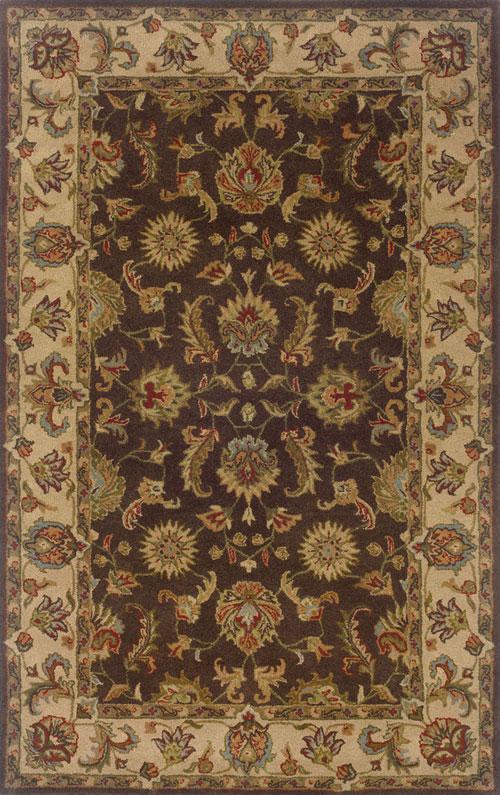 oriental weavers windsor 23110 brown