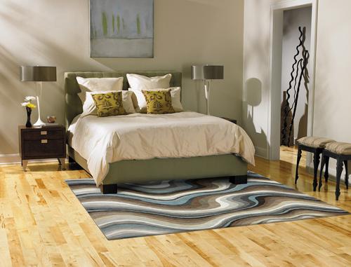 Karastan Euphoria Larkhall Granite Multi Room Scene