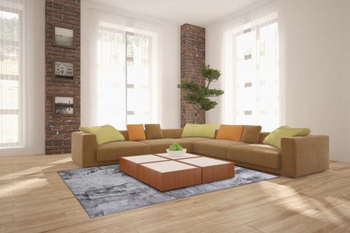 Dynamic MOSAIC 1660 GREY Room Scene