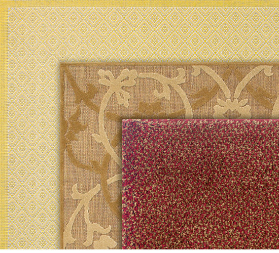 Area Rugs By Color